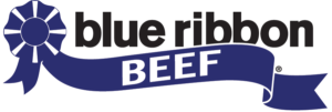 Blue Ribbon Beef Logo